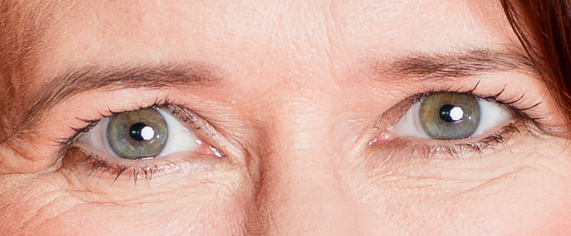 nur Augen
